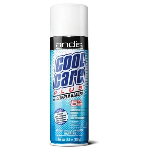 Охлаждающий спрей для ножей Cool Care Plus. 460 мл ANDIS MR-12750