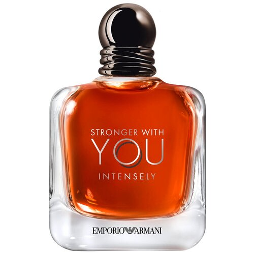 Фото - Парфюмерная вода ARMANI Stronger with You Intensely, 100 мл парфюмерная вода giorgio armani stronger with you intensely 50 мл