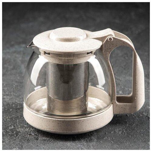 Чайник заварочный с металл ситом