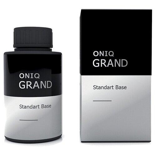 ONIQ базовое покрытие Grand 900 Standart Base 30 мл прозрачный oniq базовое покрытие grand 900 standart base 30 мл прозрачный