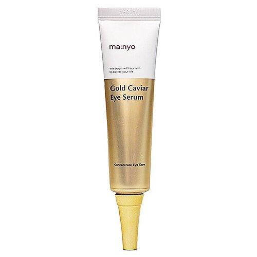 Manyo Factory Сыворотка для кожи вокруг глаз Gold Caviar Eye Serum, 30 мл manyo factory сыворотка для губ увлажняющая