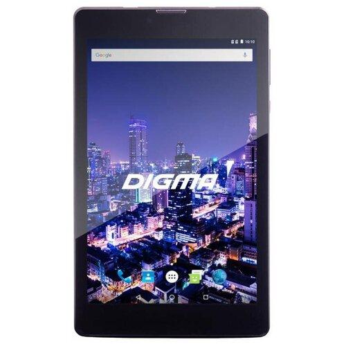 Планшет DIGMA CITI 7507 4G, черный