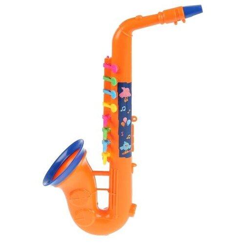 Играем вместе саксофон 1912M080-R оранжевый