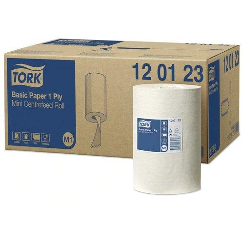 Фото - Однослойная базовая протирочная бумага Tork Universal 120 м. комплект 11 шт., белый originale 3427 130 20 57 27