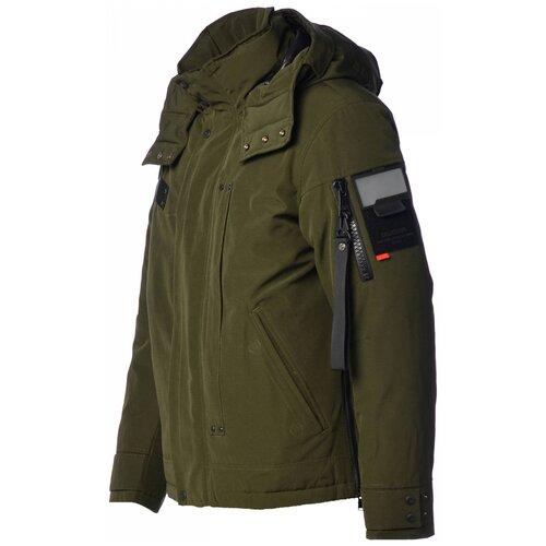 Зимняя куртка мужская SHARK FORCE 21068 (Зеленый 744/46)