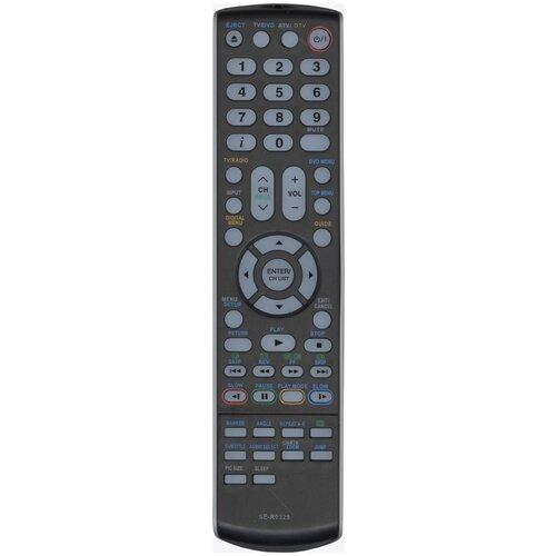 Фото - Пульт Huayu SE-R0329 LCDTV+DVD для tv+dvd Toshiba пульт huayu hof 54b1 4 для tv dvd elenberg