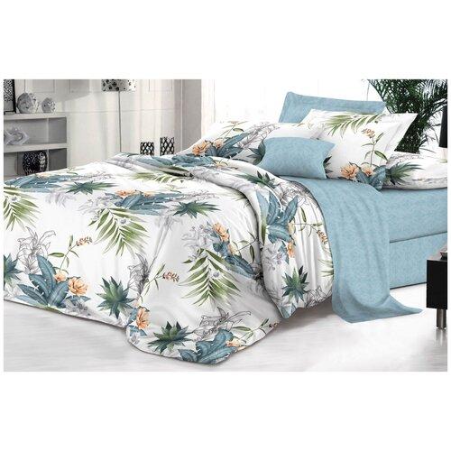 Комплект постельного белья Эльф марлен 2-x спальный, Поплин комплект постельного белья ecotex марлен