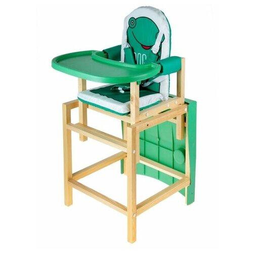 Купить Стульчик-трансформер для кормления Вилт Froggy, ВИЛТ, Стульчики для кормления