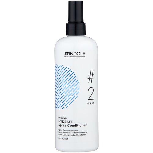 Indola спрей-кондиционер для волос Innova Care Hydrate #2 увлажняющий, 300 мл недорого
