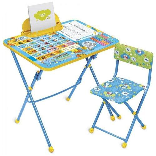 Комплект детской мебели Первоклашка-Осень возраст 3-7 лет