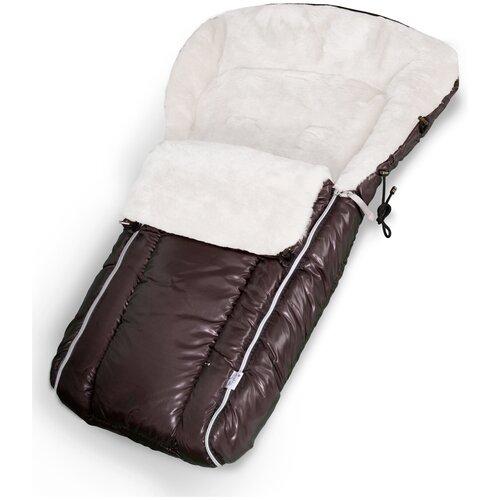 Фото - Конверт-мешок Esspero Markus 90 см chocolate конверт мешок esspero cosy lux 90 см black