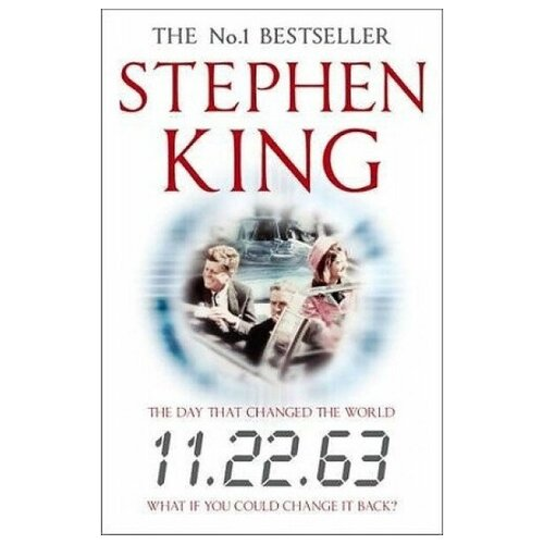 11.22.63. Stephen King publishers macmillan busy lion cubs