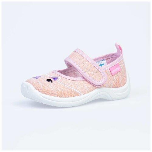 Туфли КОТОФЕЙ размер 23, 12 розовый туфли для девочки капитошка цвет розовый c10841 размер 21