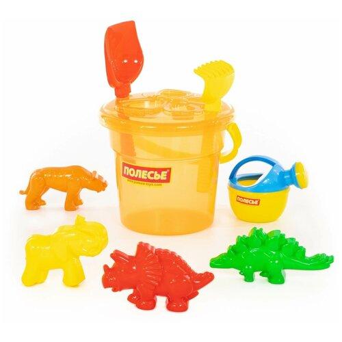 Купить Игровой набор Полесье №320 для песка, Cavallino, Наборы в песочницу