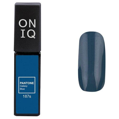 Купить Гель-лак для ногтей ONIQ Pantone, 6 мл, 187S Galaxy Blue