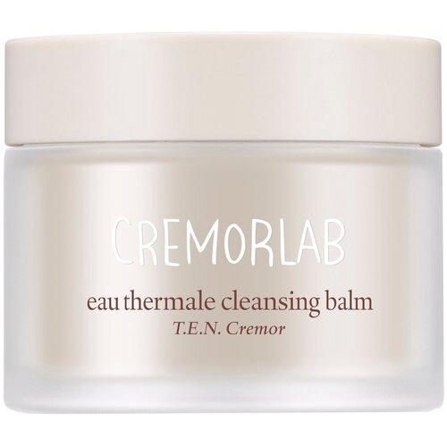 Cremorlab очищающий бальзам TEN Cremor Eau Thermale, 100 мл cremorlab салфетки для снятия макияжа t e n cremor