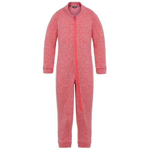 Купить AAW203FOV02 Комбинезон детский Лесли 9-12 мес размер 80-48 цвет розовый, Oldos, Теплые комбинезоны