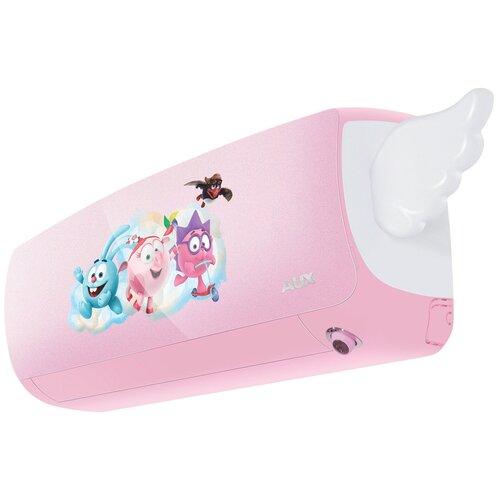 Настенная сплит-система AUX AWG-H09PN/R1DI pink