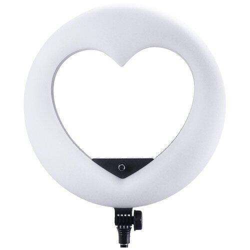 Фото - Кольцевая лампа OKIRA LED RING LV 480 E — Чёрный лампа кольцевая veila led ring fill light 3436
