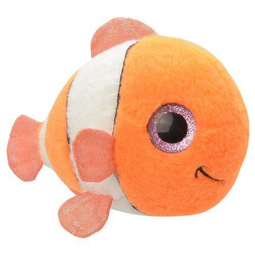 Мягкая игрушка Wild Planet Рыба-клоун 15 см