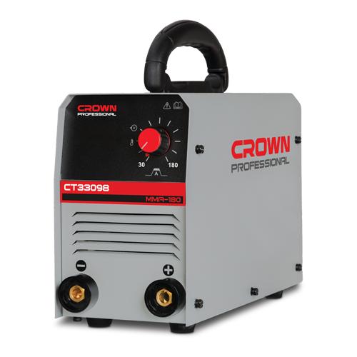 Сварочный аппарат инверторного типа CROWN CT33098 MMA сварочный аппарат инверторного типа crown ct33100 mma