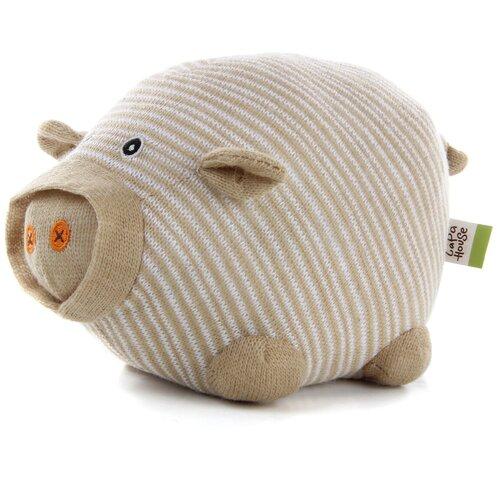 Мягкая игрушка свинка LAPA House 66268