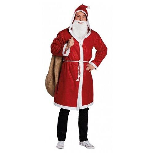 Костюм Санта-Клауса, размер 48-52.