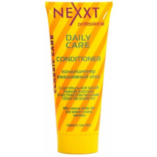 Фото - Nexprof кондиционер Classic care Daily Care ежедневный уход для волос, 200 мл nexprof кондиционер classic care volume для объема волос 200 мл