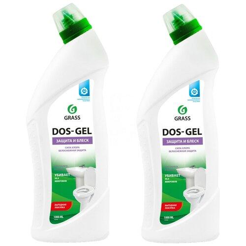 Фото - Grass гель универсальный Dos Gel, 2 шт., 1 л grass гель универсальный dos gel 5 3 кг