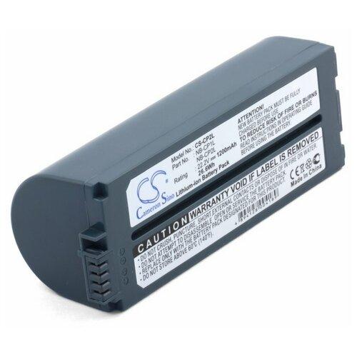 Фото - Аккумулятор для принтера Canon Selphy NB-CP1L, NB-CP2L (1200mAh) аккумулятор fujimi fbnb 5lh схожий с canon nb 5l 1013