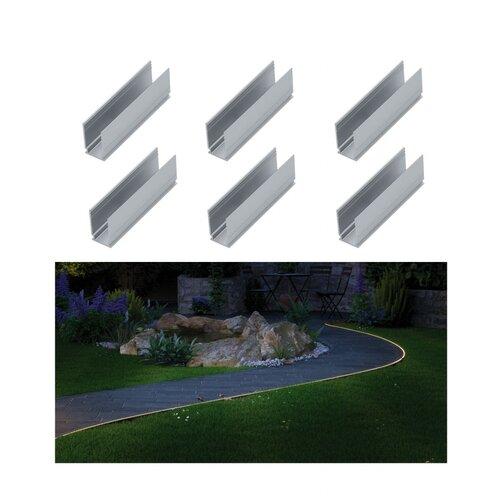 94215 Крепежный элемент Outd Plug+Shine Neon Stripe Clip 5cm 6St