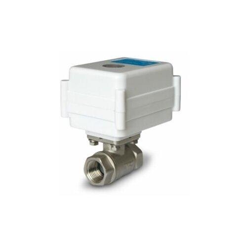 Кран с электроприводом МК 12B 3/4 кран с электроприводом neptun кран с электроприводом neptun aquacontrol 220в ½