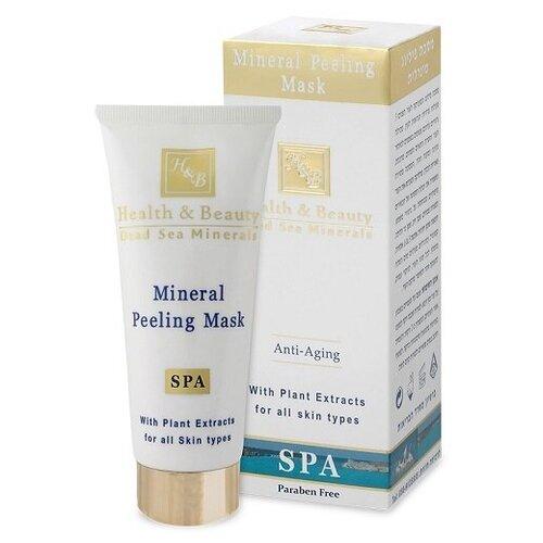 Health & Beauty Маска-пилинг для лица с минералами Мертвого моря, 100 мл. (Израиль)