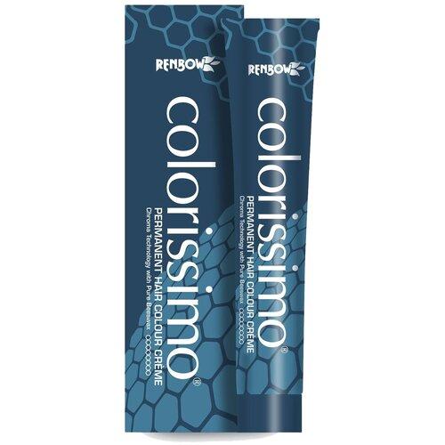 Купить Renbow Colorissimo крем-краска для волос, 5.35 каштановый коричневый светлый, 100 мл
