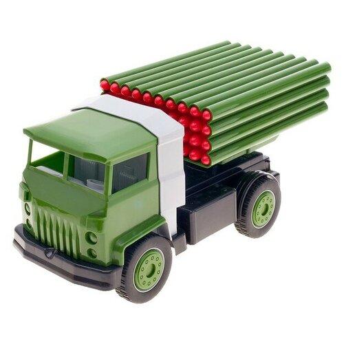 Купить Военный автомобиль с реактивной системой 3639251, Соломон, Машинки и техника