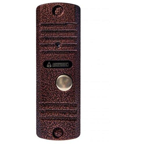 Вызывная (звонковая) панель на дверь Activision AVC-305 медный антик недорого