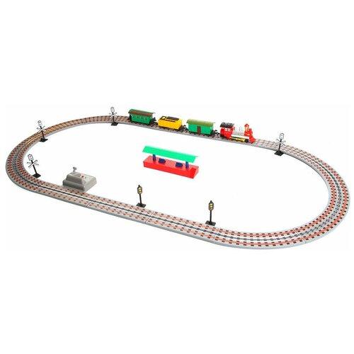 Play Smart Стартовый набор Мой первый поезд, 0625