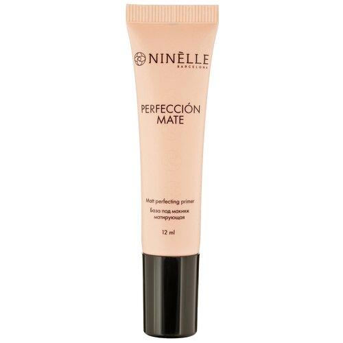 Купить Ninelle База под макияж Perfeccion Mate 12 мл прозрачный