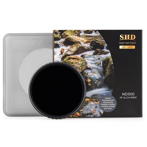 Фото - Benro SHD ND500 IR ULCA WMC ? 49 мм светофильтр нейтрально-серый светофильтр benro shd nd8 ir ulca wmc 67 mm