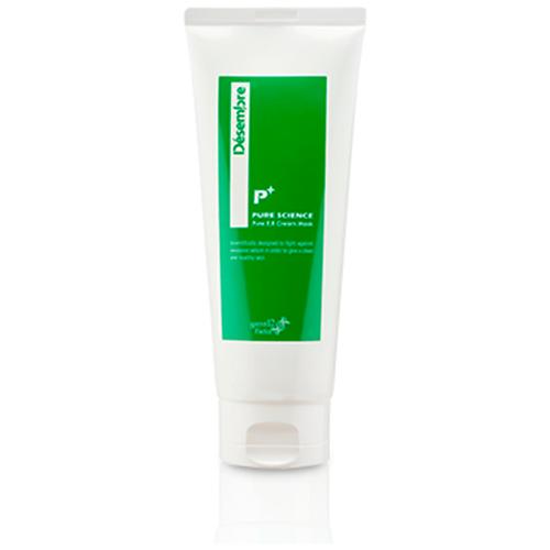 Desembre Pure Science Pure E.R cream mask Очищающая кремовая маска для лица, 200 г