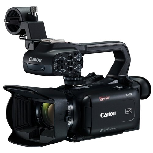Фото - Видеокамера Canon XA45 черный видеокамера
