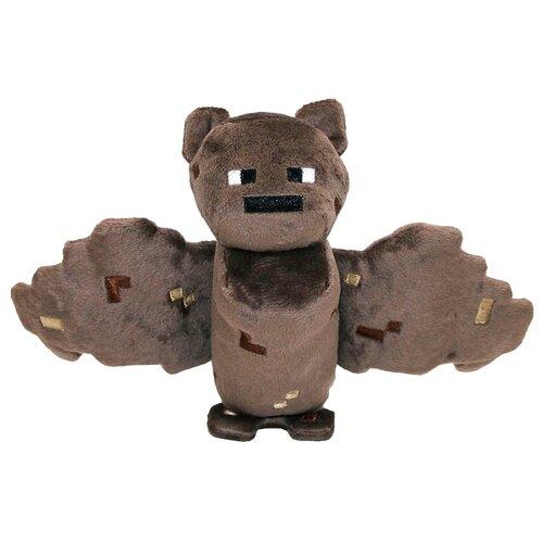 Мягкая игрушка Летучая мышь из майнкрафт 18 см