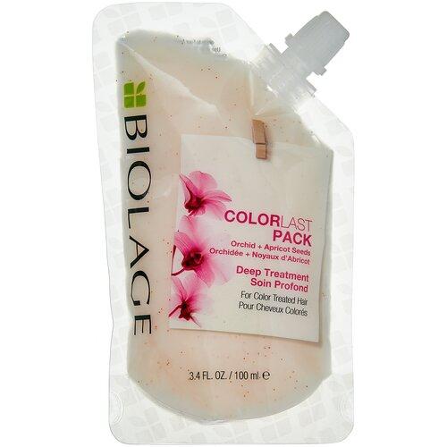 Biolage Маска-концентрат для глубокого восстановления волос Deep Treatment Colorlast, 100 мл