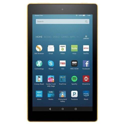 Планшет Amazon Kindle Fire HD 8 (2018) 32Gb Ad-Supported, желтый