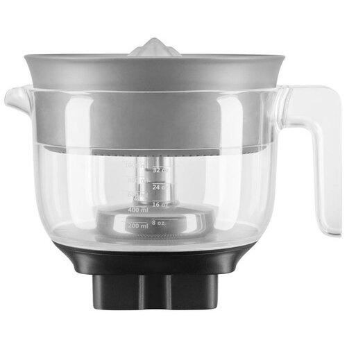 Соковыжималка для цитрусовых 1 л (для блендера Artisan K400) KitchenAid 5KSB1CPA стакан для блендера с электромагнитным приводом artisan поликарбонат 1 75 л с крышкой 5ksbspj kitchenaid