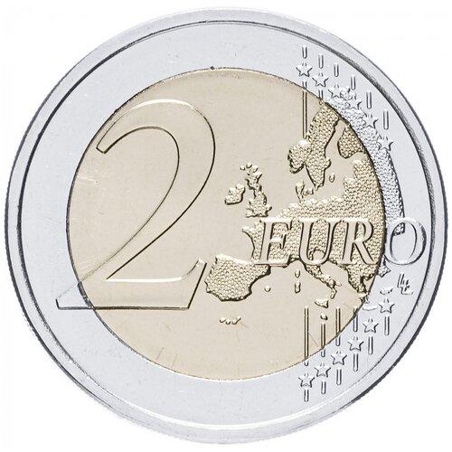 Монета Банк Финляндии 100 лет независимости 2 евро 2017 года