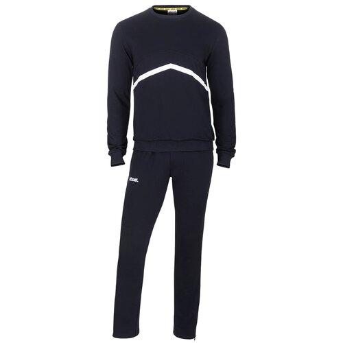 Спортивный костюм Jogel , размер L , черный/белый