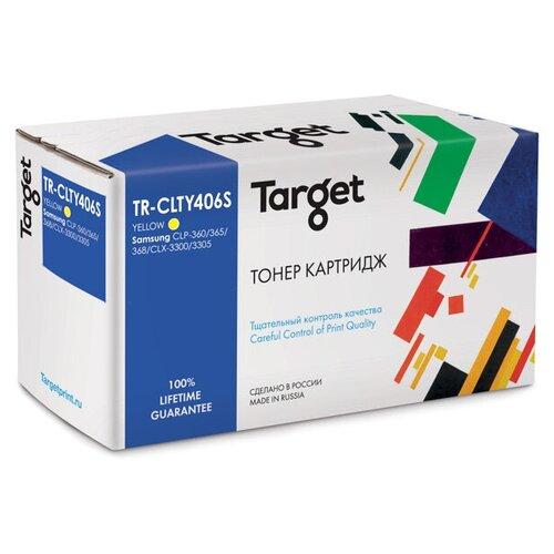 Фото - Картридж Target TR-CLTY406S, совместимый картридж target tr ce321a совместимый