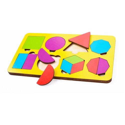 Игрушка детская: Вкладыш 14 эл. ЛИДЕР A04038