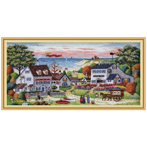 Фото - Набор для вышивания «Уютное укрытие», 46x23 см, Dimensions набор для вышивания dimensions 03896 уютное укрытие46 x 23 см